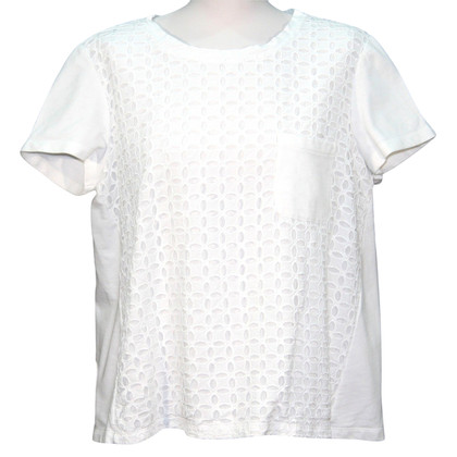 Hobbs Blouse in wit