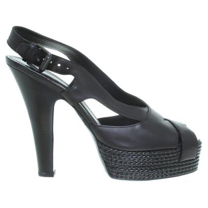 Bottega Veneta Black sandals