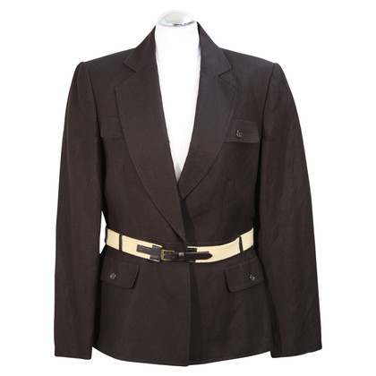 Tahari Blazer in brown