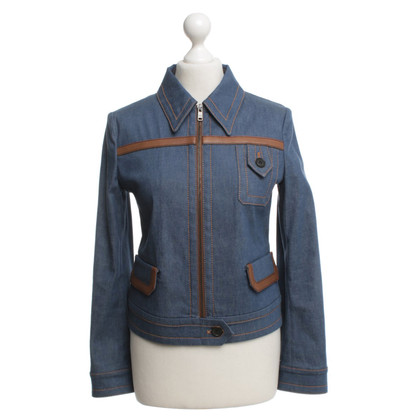 Prada Jeans jacket in blue