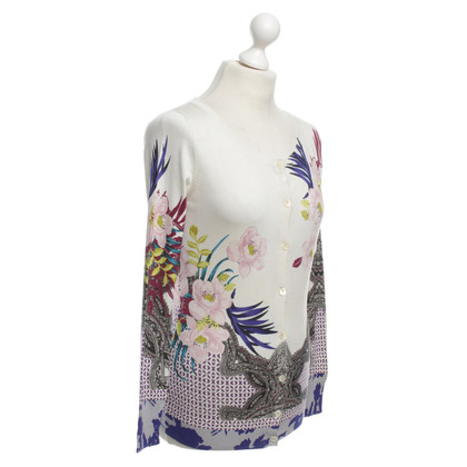 Etro Sweater with a floral pattern