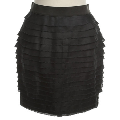 3.1 Phillip Lim Scaled-silk skirt