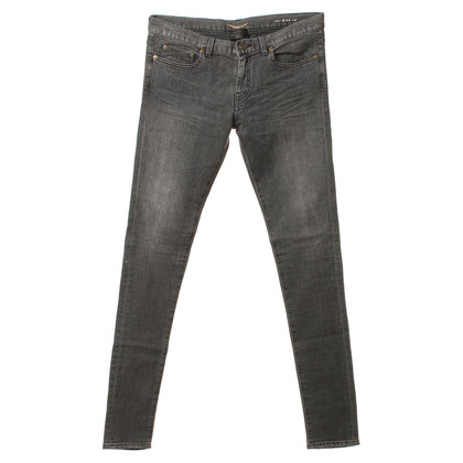 Saint Laurent Jeans grijs