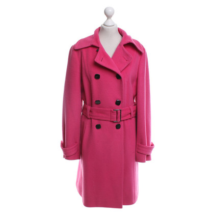 Laurèl Coat in pink