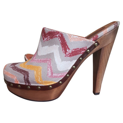 Missoni Clogs