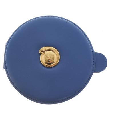 Cartier Pocket spiegel in blauw / zwart