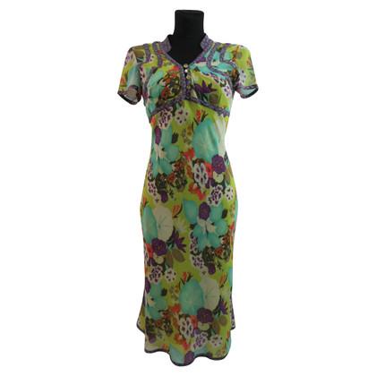 Etro Fantastic zijden jurk