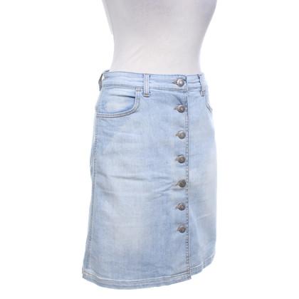 Closed Gonna di jeans in blu