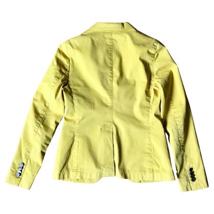 Tagliatore Blazer in giallo