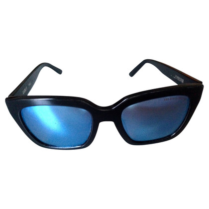 Ann Demeulemeester Sunglasses with mirror lenses