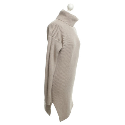 Odeeh Chunky knit sweater in beige