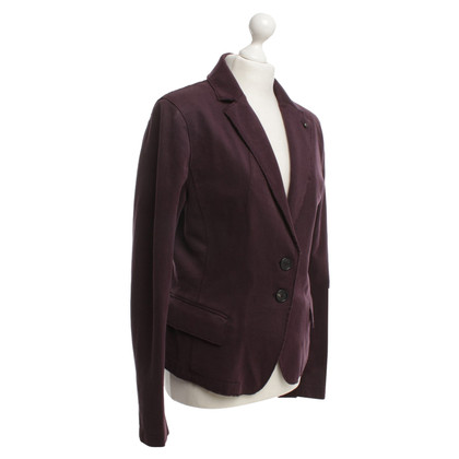Blonde No8 Blazer in Purple