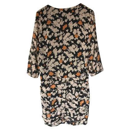 Bash wrap dress