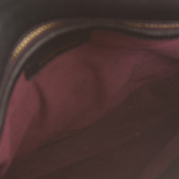 Tom Ford Leather handbag in dark purple