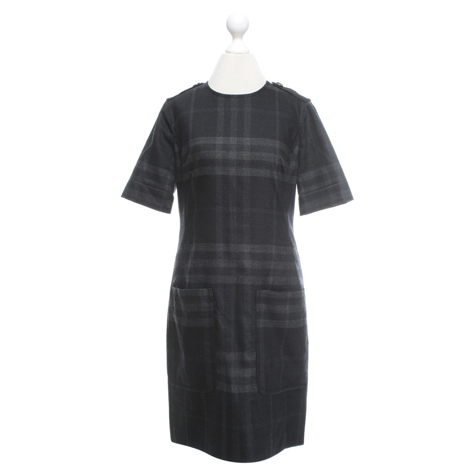 Burberry Kleid mit Muster