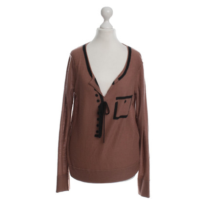 Sonia Rykiel Cashmere sweater in Brown