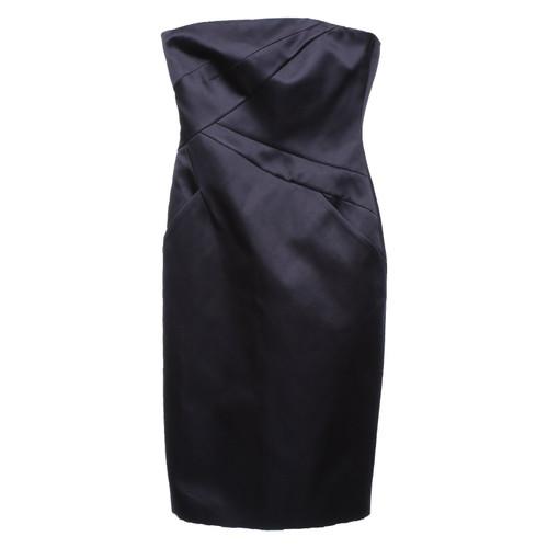 Michael Kors Corsage Dress In Black Second Hand Michael Kors
