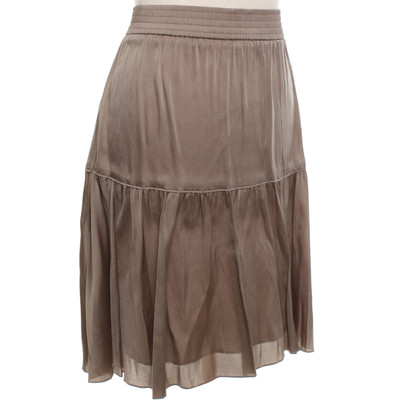 Marc Cain skirt in Hellkhaki