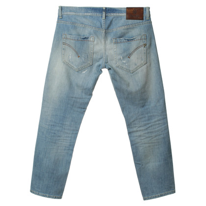 Dondup Light blue wash jeans