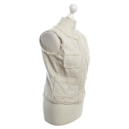 Michael Kors Waistcoat in beige