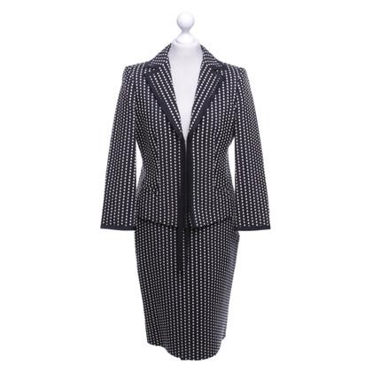 Hugo Boss Costume with polka dots