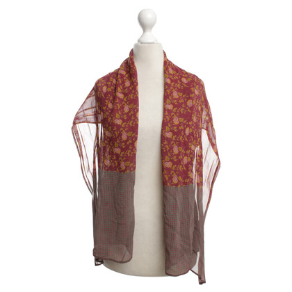 Barbara Bui Vest with patterns
