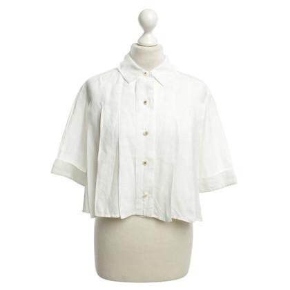 Chanel Camicia in bianco