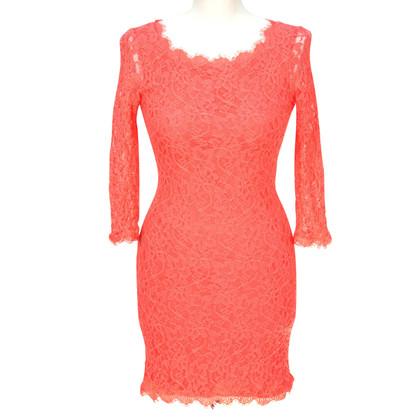 Diane von Furstenberg Lace dress
