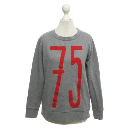 Claudie Pierlot Sweatshirt in Grau