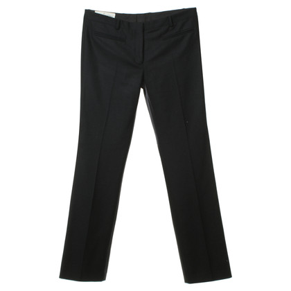 Golden Goose Pantaloni in lana blu scuro