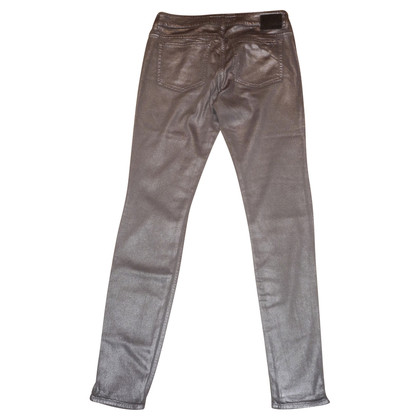 Drykorn Pants with shine