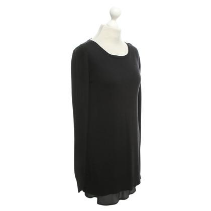 Dondup Abito in maglia nero