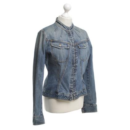 Dolce & Gabbana Denim jacket in used look