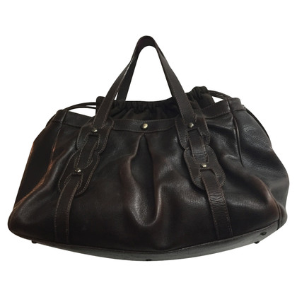 Armani Leather handbag
