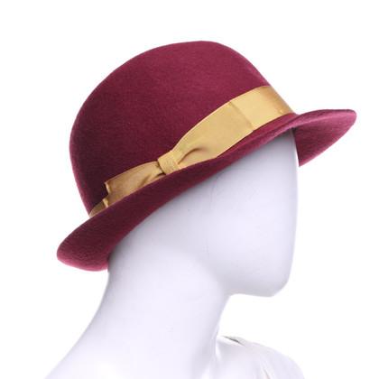 Borsalino Hut aus Merinowolle