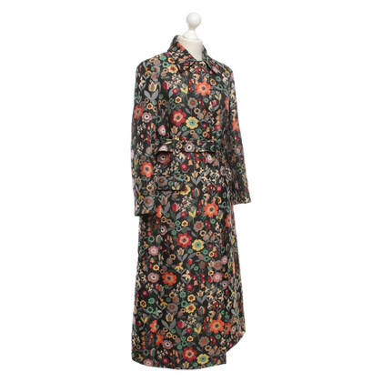 Red Valentino Coat in multicolor