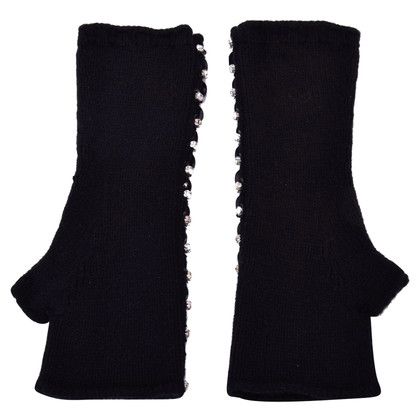 Dolce & Gabbana Cashmere Gloves