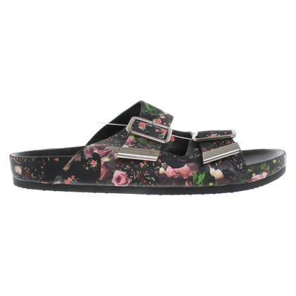 Givenchy Sandals with a floral print