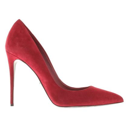 Dolce & Gabbana pumps in red