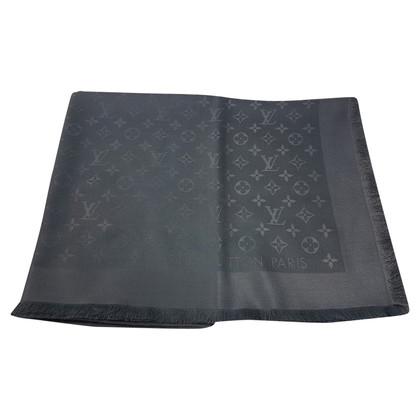 Louis Vuitton Monogramma Antracite scialle Louis Vuitton