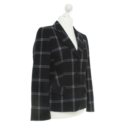 Strenesse Blazer with check pattern