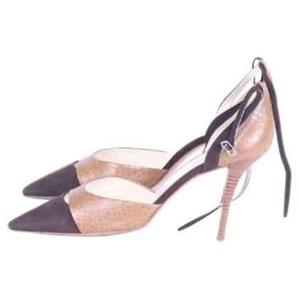Helmut Lang High Heels made of suede