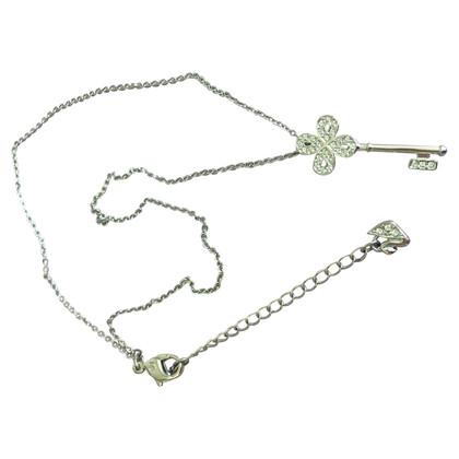 Swarovski Halskette mit Schlüsselanhänger