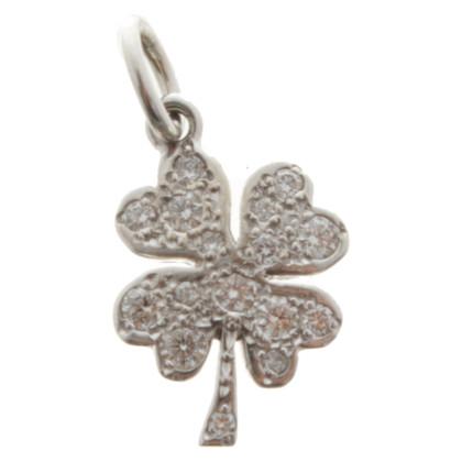 Other Designer DoDo - Shamrock pendant with diamonds