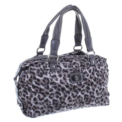 Bogner Handtasche mit Animal-Print