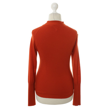 Jil Sander Strick-Set in Orange