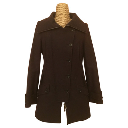 Patrizia Pepe Brown coat