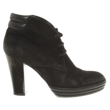 Hogan Ankle boots lace-up