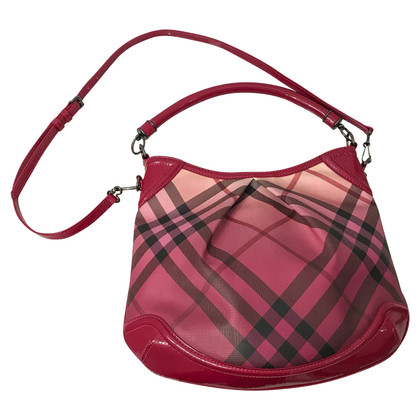 Burberry Check Handbag