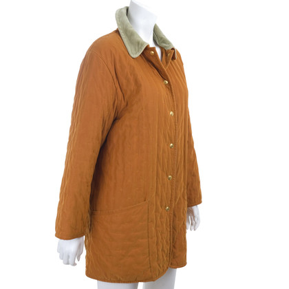 Hermès quilted jacket